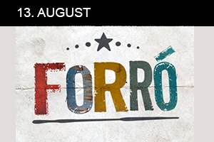 Forró Workshops august 2020