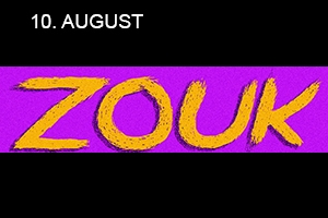 Zouk Workshops august 2020